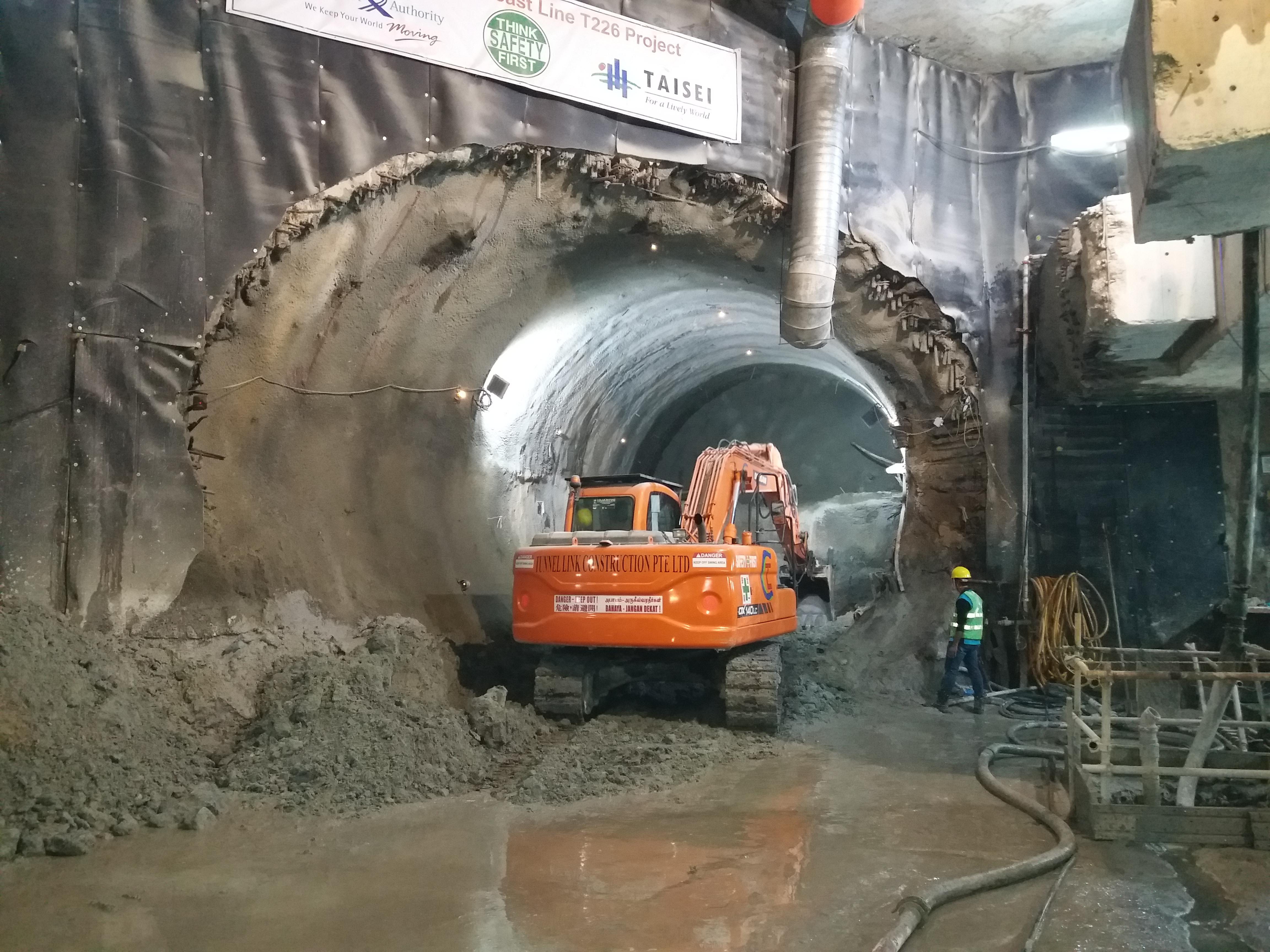 NATM Tunneling